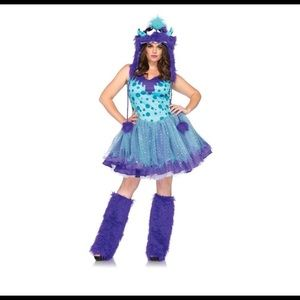Leg Avenue Polka Dot Monster Costume